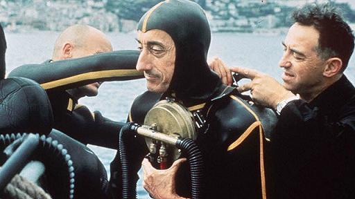 mundo submarino de jacques cousteau