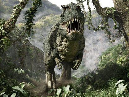 Parque Prehistórico – La Vuelta del Tiranosaurio Rex