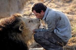 kevin richardson compañias salvajes leon
