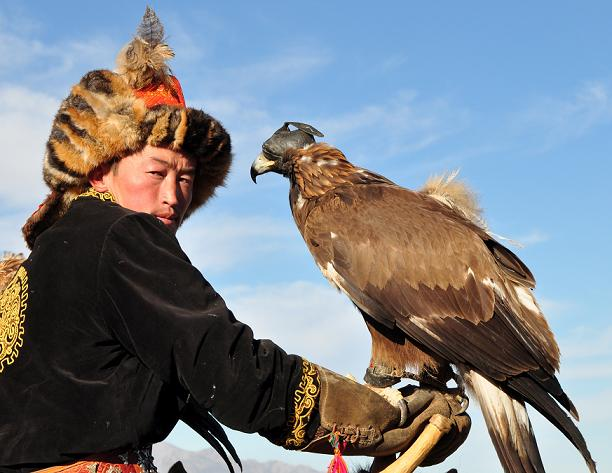 aguila mongolia