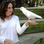 Conferencia de Anna Breytenbach, comunicadora animal