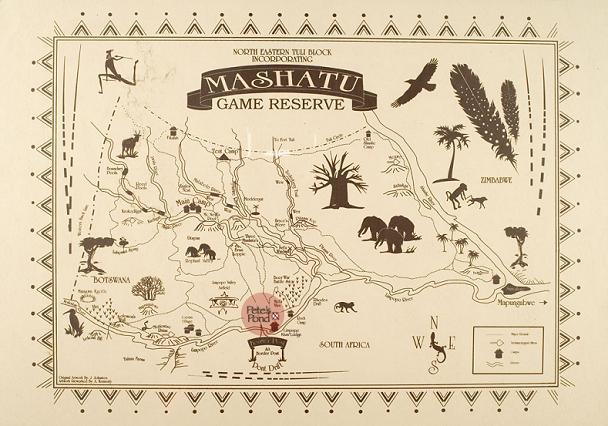 reserva natural mashatu