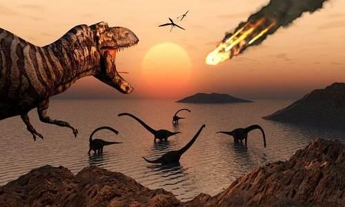 Documentales – Extinción de los Dinosaurios